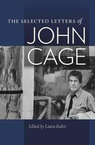 The Selected Letters of John Cage - John Cage - cover