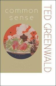 Common Sense - Ted Greenwald - cover