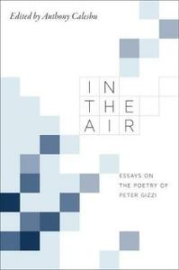 In the Air: Essays on the Poetry of Peter Gizzi - cover