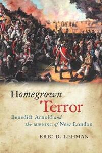 Homegrown Terror - Eric D. Lehman - cover