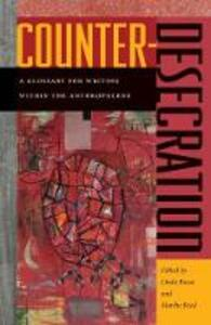 Counter-Desecration: A Glossary for Writing Within the Anthropocene - cover