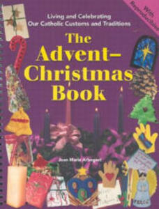 The Advent-Christmas Book - Joan Marie Arbogast - cover