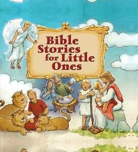 Bible Stories Little Ones BB - Genny Monchamp - cover