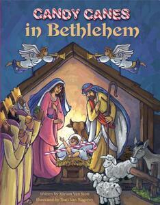 Candy Canes in Bethlehem - Miriam Van Scott - cover