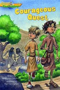 Courageous Quest (Gtt 5) - Maria Dateno - cover
