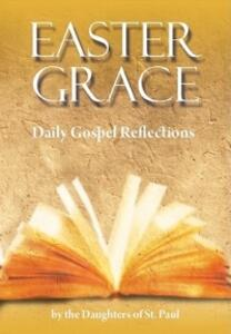 Easter Grace Book Daily Gospel - Daughters of St Paul - cover