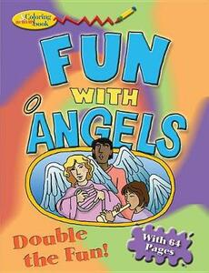 Fun with Angels - D Halpin - cover
