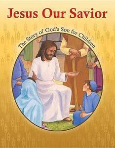 Jesus Our Savior - Patricia Szczebak - cover