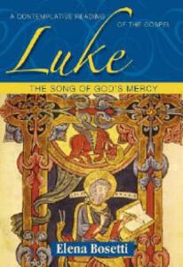 Luke-Song Gods Mercy (Opa) - Elena Bosetti - cover