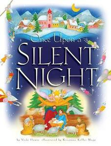 Once Upon a Silent Night - Vicki Howie - cover
