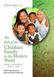 Role of Christian Family Anniv Ed - John Paul II - cover