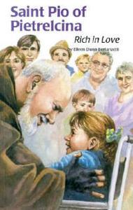 Saint Pio of Pietrelcina (Ess) - Eileen Bertanzetti - cover