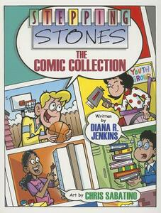 Stepping Stones Comic Coll - Diana Jenkins - cover