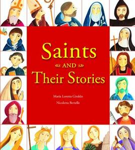 Saints and Their Stories - Patricia E Jablonski - cover