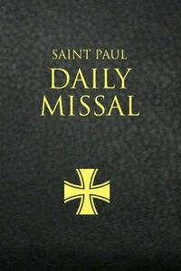 St Paul Daily Missal Black - cover