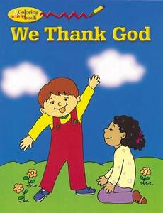 We Thank God Col/ ACT Bk (5pk) - Marion Josef - cover