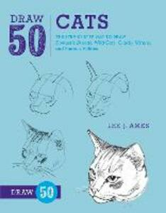 Draw 50 Cats - Lee J. Ames - cover