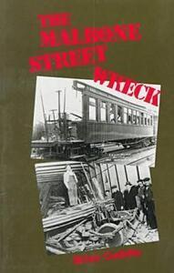 The Malbone Street Wreck - Brian J. Cudahy - cover