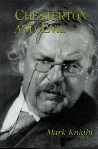 Chesterton and Evil - Mark Knight - cover