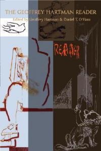 The Geoffrey Hartman Reader - cover