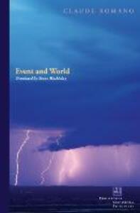 Event and World - Claude Romano - cover