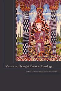 Messianic Thought Outside Theology - cover