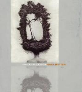 Gray Matter - Sara Michas-Martin - cover