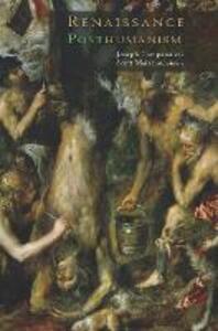 Renaissance Posthumanism - cover