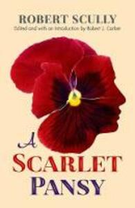 A Scarlet Pansy - Robert Scully - cover