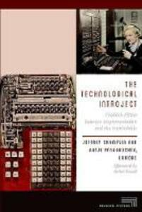 The Technological Introject: Friedrich Kittler between Implementation and the Incalculable - cover