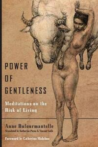 Power of Gentleness: Meditations on the Risk of Living - Anne Dufourmantelle - cover