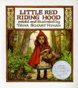 Little Red Riding Hood - Trina Schart Hyman - cover