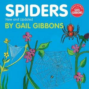 Spiders - Gail Gibbons - cover