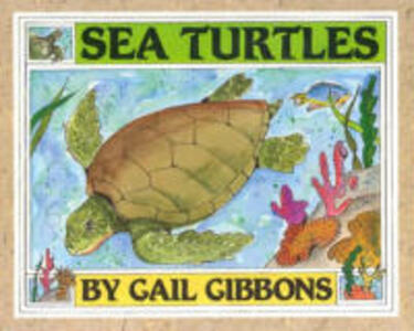 Sea Turtle - Gail Gibbons - cover