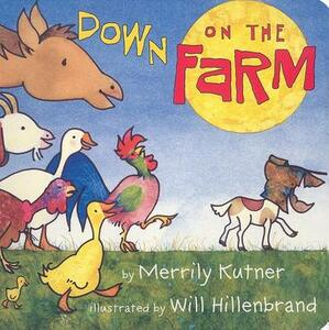 Down on the Farm - cover