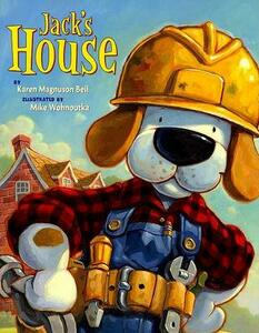 Jacks House - Karen Magnuson Beil - cover