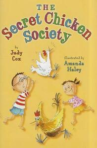 The Secret Chicken Society - Judy Cox - cover