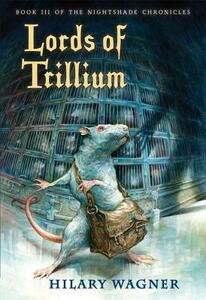 Lords of Trillium - Hilary Wagner - cover