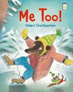 Me Too! - Valeri Gorbachev - cover