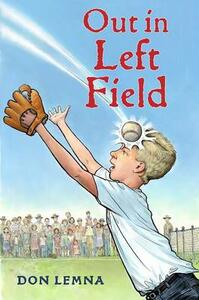 Out in Left Field - Don Lemna - cover