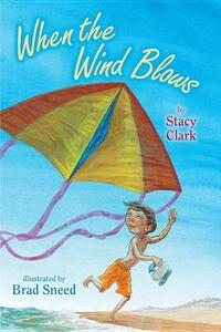 When the Wind Blows - Stacy Clark - cover