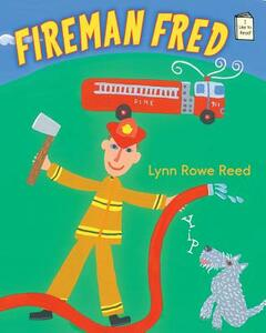 Fireman Fred - Lynn Rowe Reed - cover