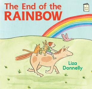 The End of the Rainbow - Liza Donnelly - cover