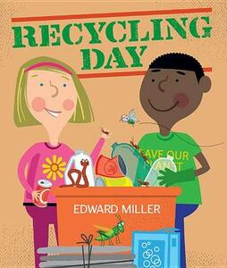 Recycling Day - Edward Miller - cover