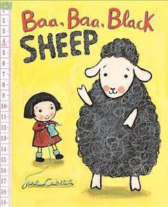 Baa, Baa, Black Sheep - Jane Cabrera - cover