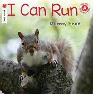 I Can Run - cover