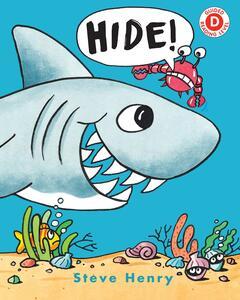 Hide! - Steve Henry - cover