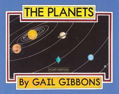 Planets, the - Gail Gibbons - cover