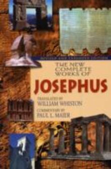 The New Complete Works of Josephus - Flavius Josephus - cover