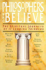 Philisophers Who Believe